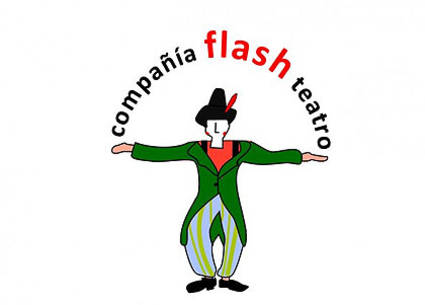 logo flash teatro