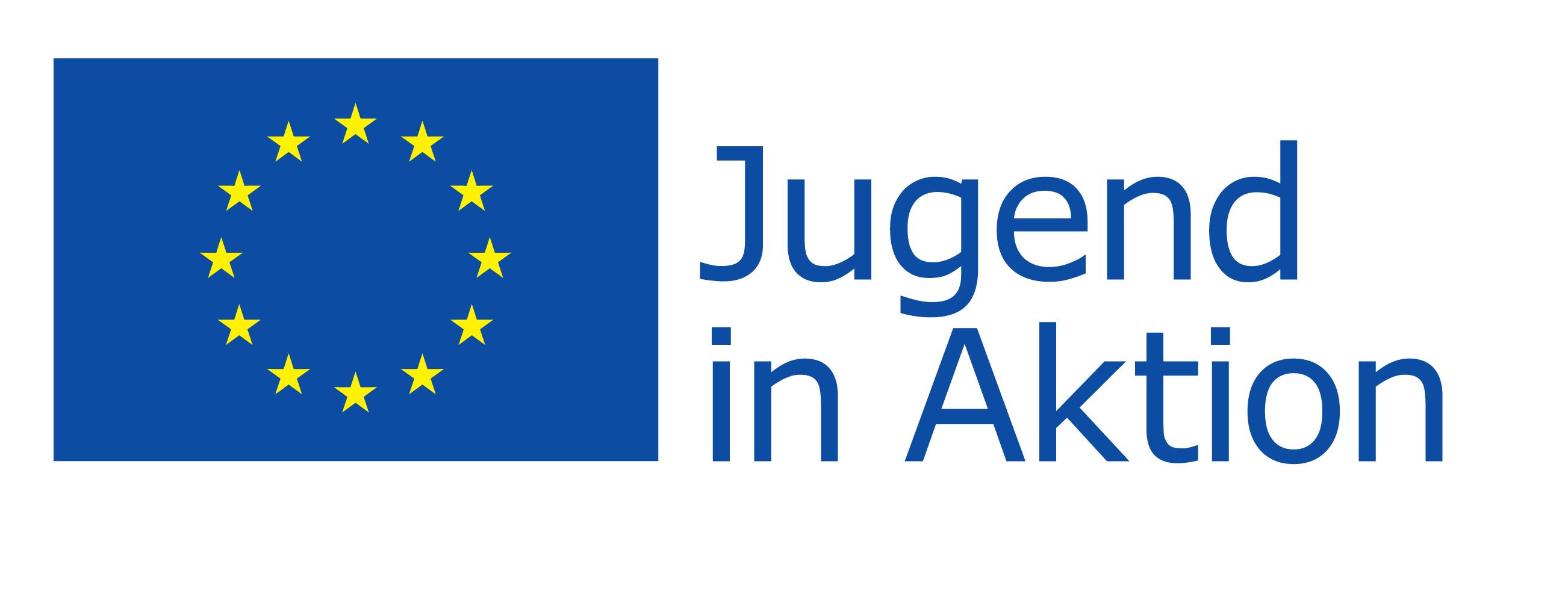 logo jugend in aktion