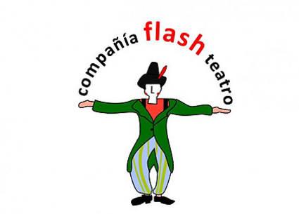 logo flash teatro